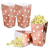 VAINECHAY 12pcs Catole di Popcorn Contenitori di Popcorn...