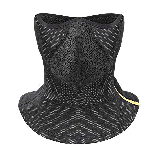 Winter Windproof Half Face Mask Motorcycle Ski Mask Neck Gaiter