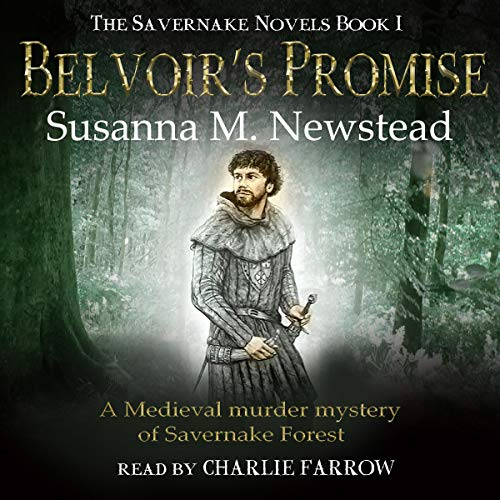 Belvoir's Promise audiobook cover art