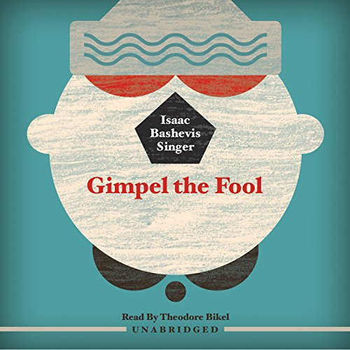 Gimpel the Fool  By  cover art