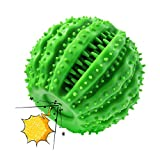 Dog Squeaky Toys - Dog Chew Toys for Aggressive chewers Large Medium Breed-Almost Indestructible Durable Natural Rubber(Dog Ball Toys)