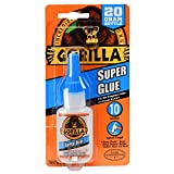 Gorilla 7805601 Super Glue, 20 g, 1-Pack