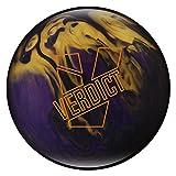Ebonite Verdict Pearl Bowling Ball- Smoke/Violet/Gold