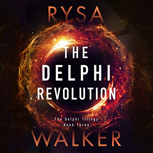 The Delphi Revolution audiobook cover art