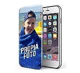 Funnycase Clear Funda de Teléfono Huawei P8 Lite 2017 / P9 Lite 2017 Personalizada con Foto Personalizado (Cree su Propia Imagen) Cubierta Protectora Caso de Silicona Duradera de TPU Suave