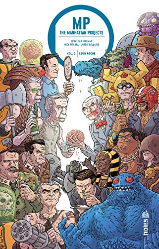 The Manhattan projects, Tome 2