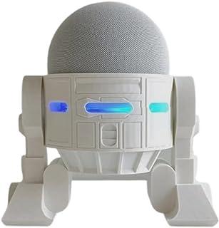 Suporte De Mesa Para Alexa Echo Dot 4 - Robô Espacial