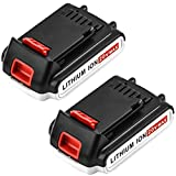 51ZHljdKCZL. SL160  - Black And Decker 20V Lithium Battery