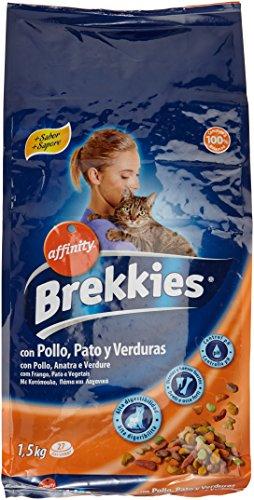 Brekkies Cat Mix Pollo Gr.1500