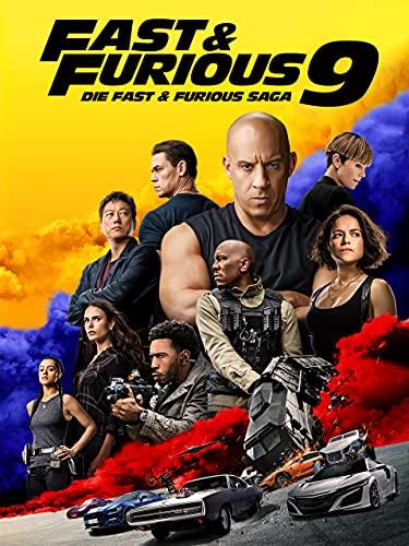 Fast & Furious 9 (4K UHD)