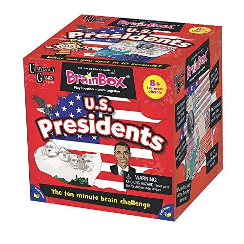 BrainBox: US Presidents