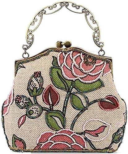 Xkun latest retro handbag ladies evening Bag bag Max 64% OFF banquet Messenger