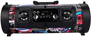 Portable Wireless Bluetooth Speakers,25W Loud Sound,Long Playtime Crystal Clear Stereo Sound Enhanced Bass Waterproof Spea...