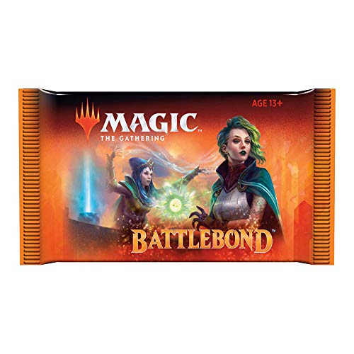 MTG Magic The Gathering Battlebond Booster Box - 36 packs of 15 cards each