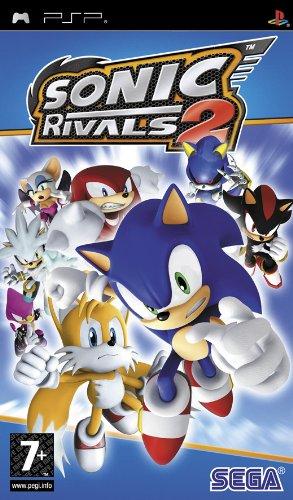 Sonic Rivals 2 - Platinum Edition (Sony PSP) [Import UK]