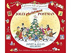 The Jolly Christmas Postman - send a letter to Santa
