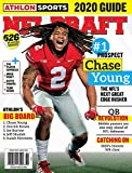 7. Athlon Sports NFL Draft Guide 2020 - Covers Vary