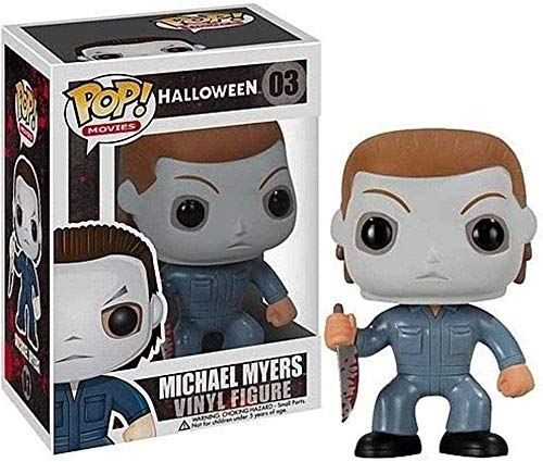yumeng Figura Pop! Halloween - Serie de peliculas de Terror de Michael Myers en Vinilo Coleccionable