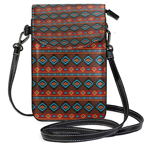 XCNGG Southwest Horizon Cell Phone Purse Wallet for Women Girl Small Crossbody Purse Bags
