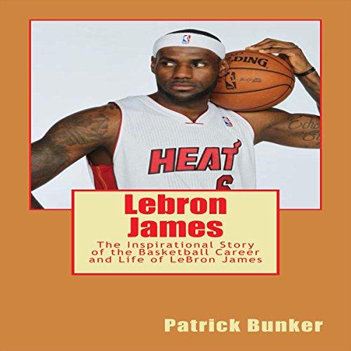 Lebron James cover art
