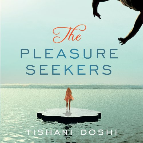 The Pleasure Seekers audiobook cover art