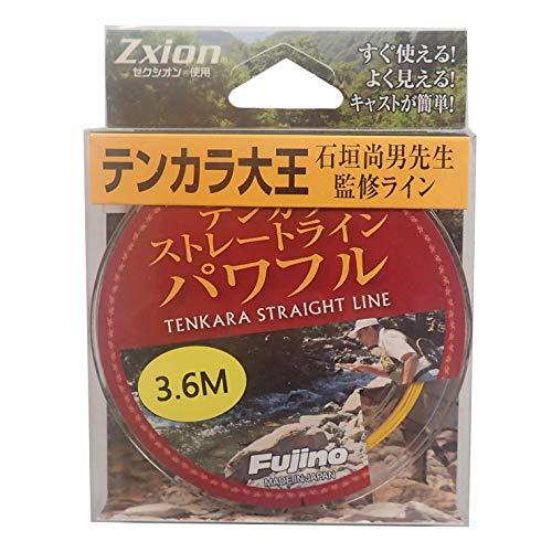 Fujino(フジノ) ライン ストレートライン パワフル K-27 3.6m