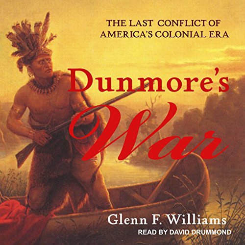 Dunmore's War audiobook cover art