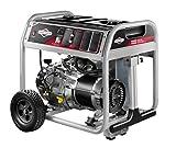 Briggs & Stratton 30681 Portable Generator, 6250 Starting Watts 5000 Running Watts, CARB Compliant