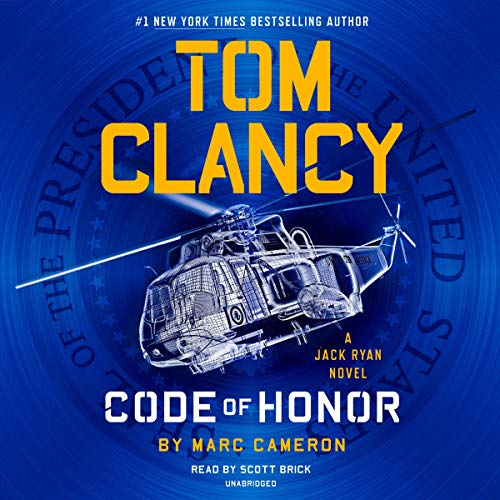 Tom Clancy Code of Honor cover art