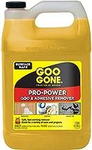 Goo Gone Pro-Power - Professional Strength Adhesive Remover - 128 Fl. Oz.