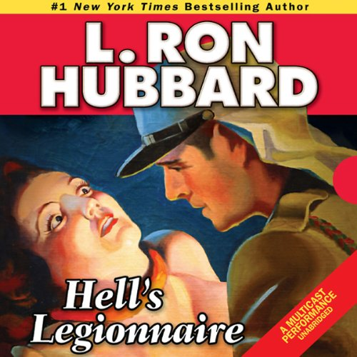 Hell's Legionnaire audiobook cover art
