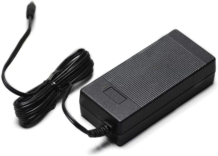 [UL Listed] BrightRoom 12V 3.8A 48W Power Supply, DC 12V48W Max Plug(Input 100-120V, Output DC 12V, Max 3.8A, 48W) Power Adapter Converter Transformer for LED Strips, CCTV Cameras