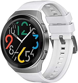 HUAWEI Watch GT 2e, 2 week battery life, 85 Custom Workout Modes, 46mm - Icy White (B085SM7DHY) | Amazon price tracker / tracking, Amazon price history charts, Amazon price watches, Amazon price drop alerts