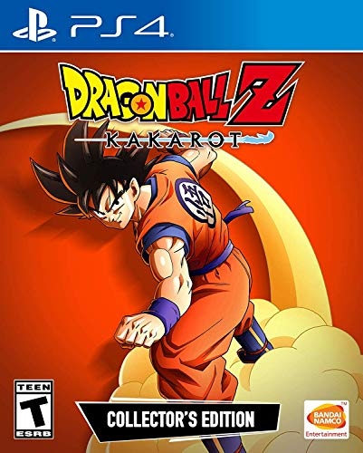 DRAGON BALL Z: Kakarot Collector's Edition - PlayStation 4
