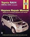 Toyota Rav4 1996-12 (Haynes Repair Manual (Paperback)) by Haynes Publishing(2013-12-02)