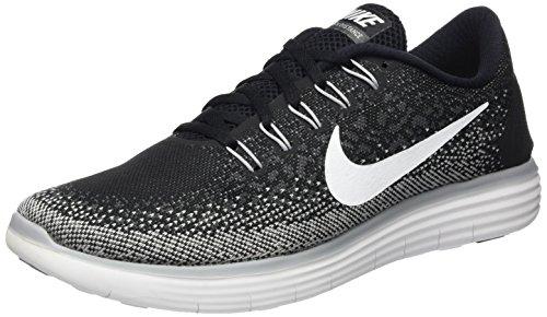 Nike - Free Rn Distance, Scarpe da corsa Uomo, Nero, EU 44.5 (US...