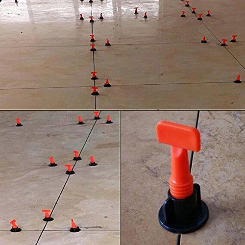 ETbotu Elektriciens - Schreiner Gift - Vloerbedekking Muurtegels Nivelleringsysteem Plastic Clip Locator Afstandhouder tang