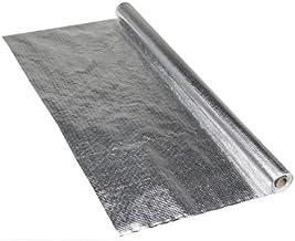 Aluminium stoomblokkeringsfolie, 1,5 m x 50 m (75 m²) - aluminium stoomblokkering