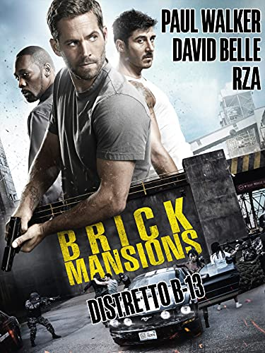 Distretto B-13 - Brick Mansions