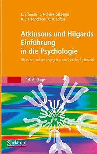 Atkinsons und Hilgards Einführung in die Psychologie
