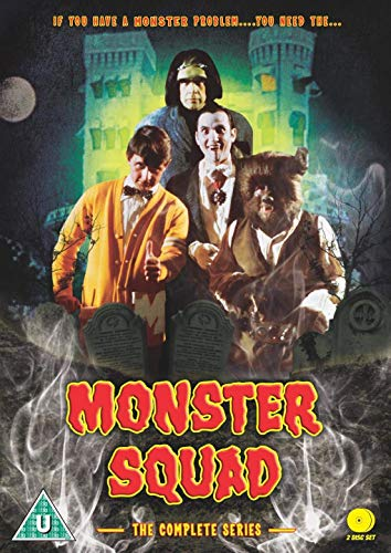 Monster Squad : The Complete Series [Edizione: Regno Unito]