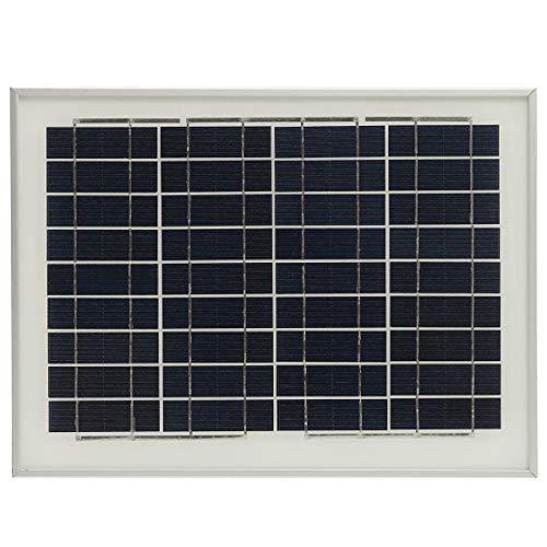 Módulo electrónico Panel solar + hilo de cocodrilo para la fuente de...