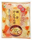 ヤマサン 国産豚汁・けんちん汁 320g