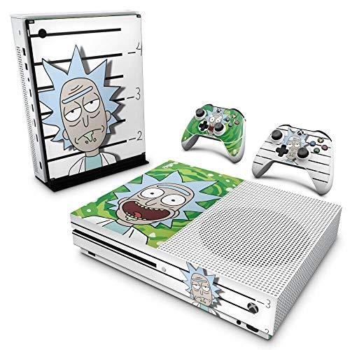 Skin Adesivo para Xbox One Slim - Rick Rick And Morty