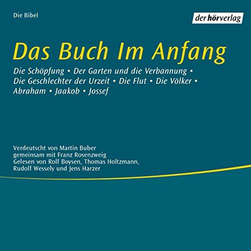 Das Buch im Anfang  Titelbild