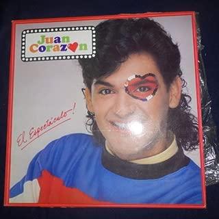 El Espectaculo, Juan Corazon, Formato LP Vinyl