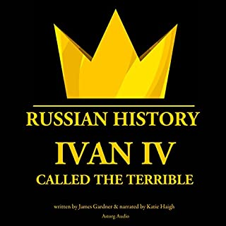 Ivan IV, Called the Terrible, Tsar of Moscovy cover art