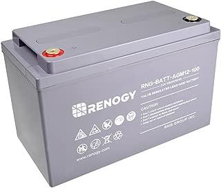 everstart deep cycle battery