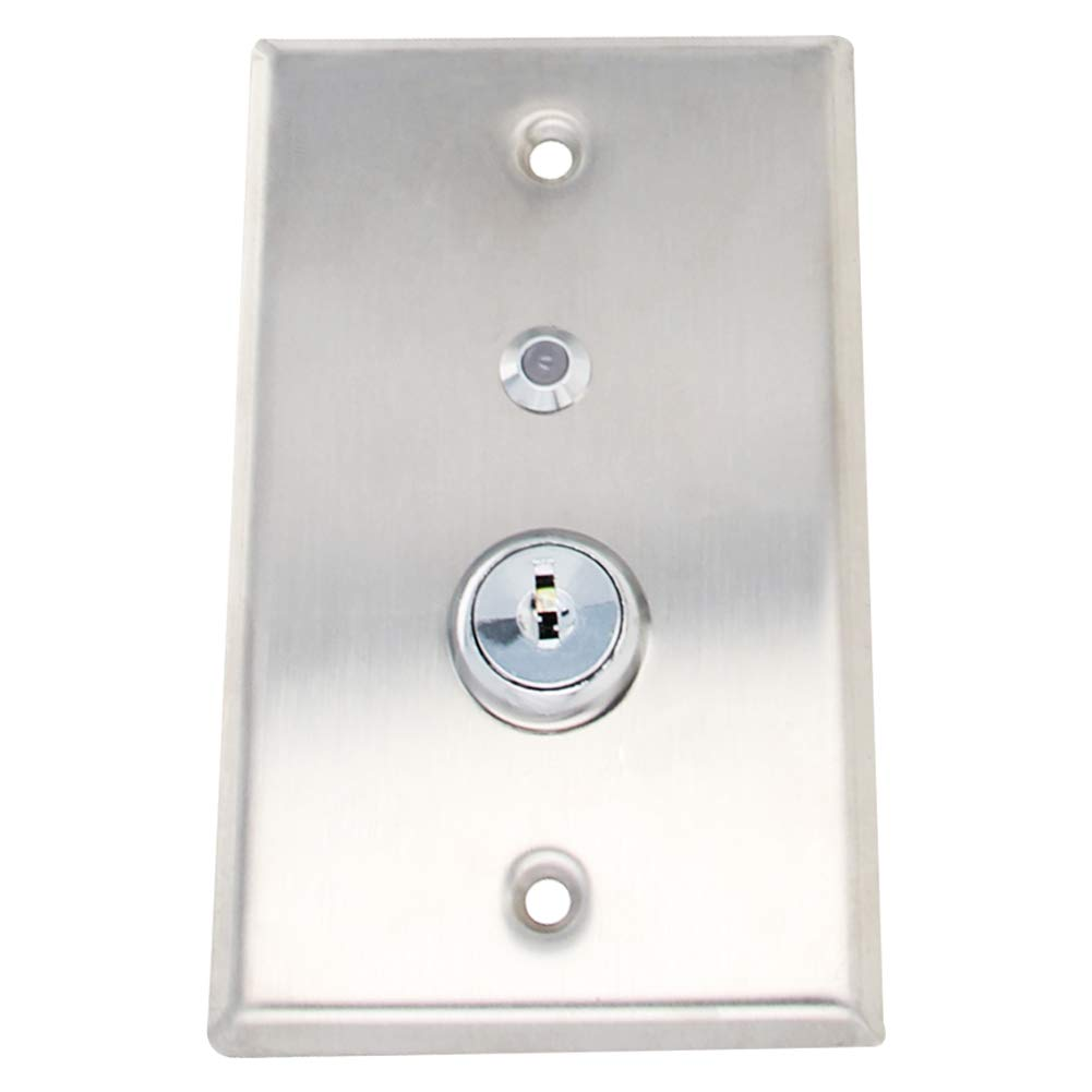 Cheap bargain Fielect Max 66% OFF Key Switch On-Off Exit Emergency Door Switches S Release
