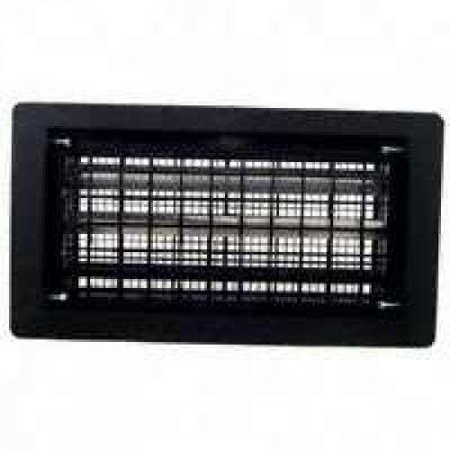 Witten Automatic Vent B-EBLACK(MB)'Energy-Saver' Foundation Auto Vent 8' X 16'- Black